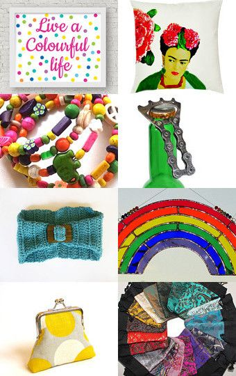 Live A Colourful Life by Julia on Etsy--Pinned with TreasuryPin.com