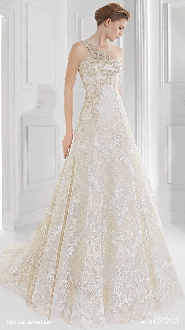 Patricia Avendano 2016 Wedding Dress