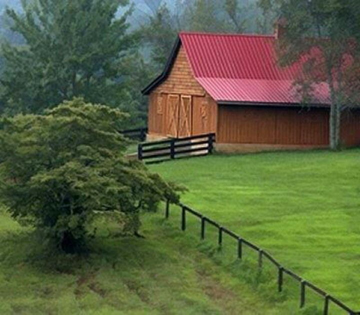 17 Best Images About Barns And Sheds On Pinterest