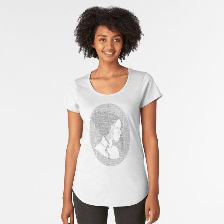 """Pride and Prejudice"" Women's Premium T-Shirt by GrandeDuc | Redbubble"