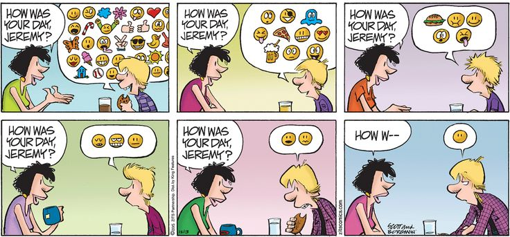 Zits Comic Strip for December 13, 2015 | Comics Kingdom