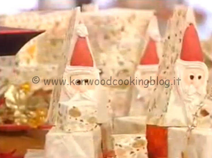 Per Natale ecco laricetta del Torrone morbido di Montersinocon Kenwood,