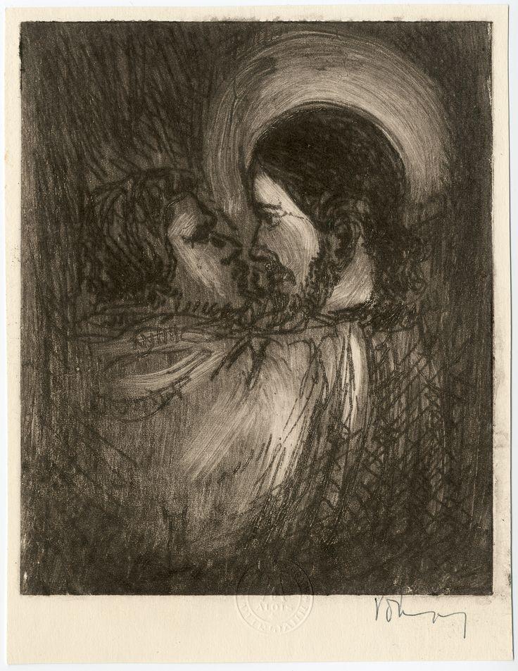 Jidášův polibek - The kiss of Judas