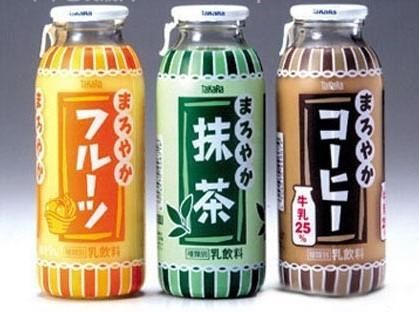 Appreciation of the unique Japanese drink bottle design - beverage bottles, beverage bottles - Food Industry