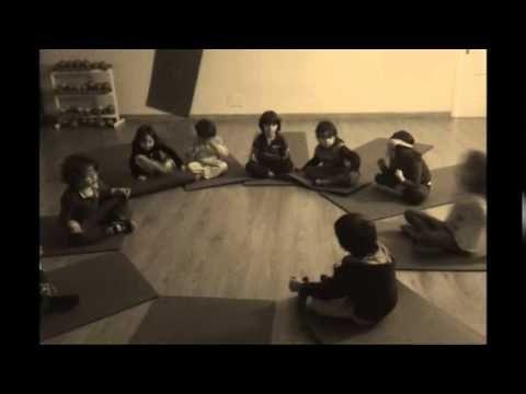 """Canción """"Flor mágica"""", para meditar con niños."""