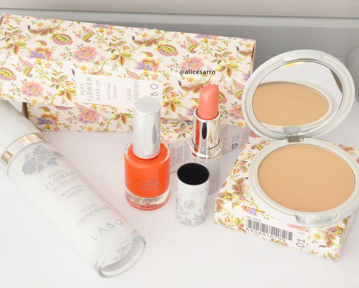 Pure Flower Make-Up secondo Ss