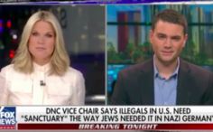 """Ben Shapiro Rips On Keith Ellison For Comparing """"Dreamers"""" To Holocaust Victims"""