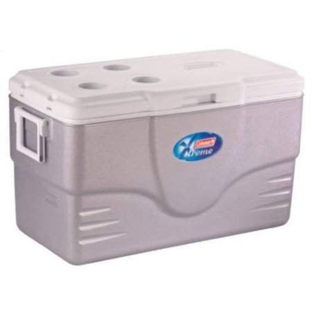 #Walmart: Coleman 70-Quart Extreme Cooler Silver - $34  Free Shipping #LavaHot http://www.lavahotdeals.com/us/cheap/coleman-70-quart-extreme-cooler-silver-34-free/104533