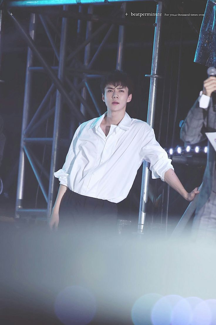 #SEHUN at Asia Song Festival Cr. @beatperminute