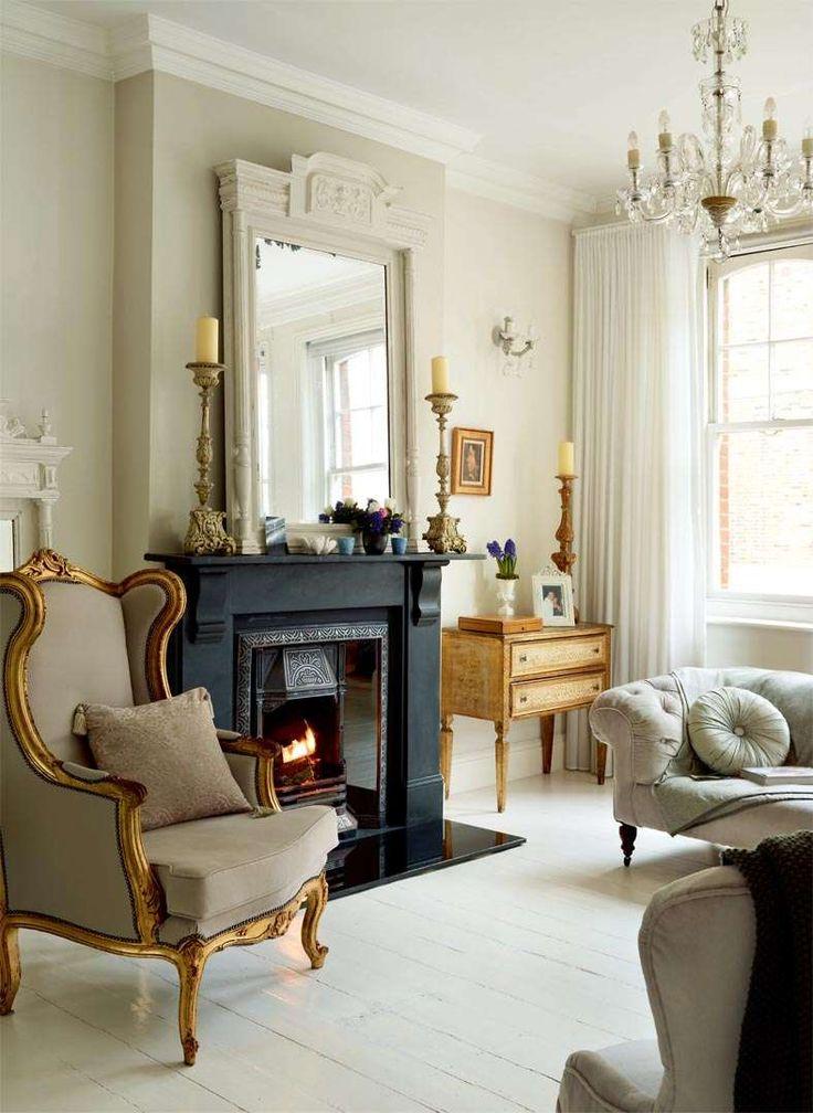 Английский стиль в интерьере (43 фото): аристократично, сдержанно и изысканно http://happymodern.ru/anglijskij-stil-v-interere-43-foto-aristokratichno-sderzhanno-i-izyskanno/ Фото (13)