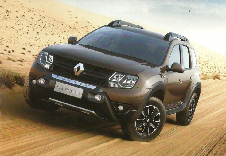 Next-gen #Dacia #Duster (#Renault Duster) Will Arrive In 2017