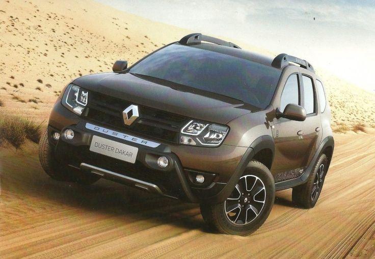 Next-gen #Dacia #Duster (#Renault Duster) Will Arrive In 2017