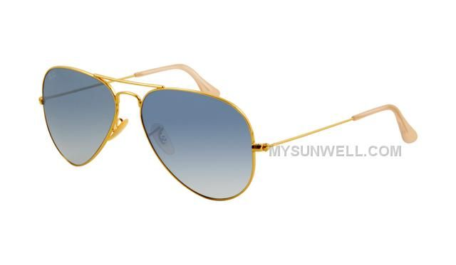 http://www.mysunwell.com/new-arrivals-193605.html RAY BAN RB3025 AVIATOR SUNGLASSES GOLD FRAME CRYSTAL GRADIENT BL DISCOUNT Only $25.00 , Free Shipping!