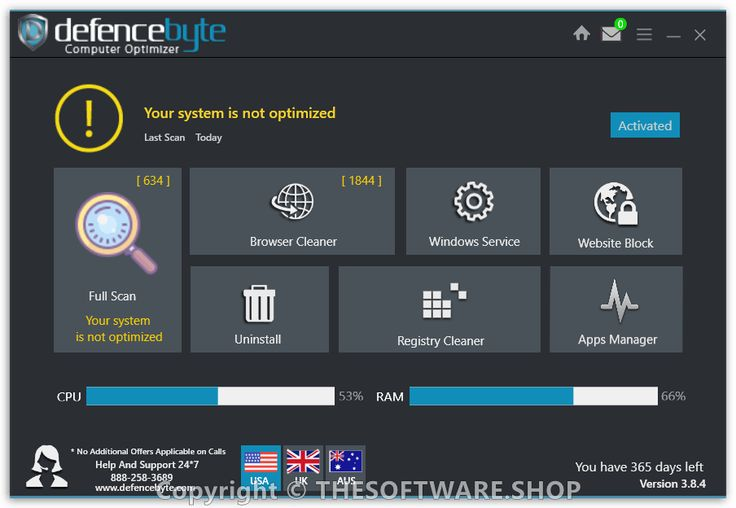 defencebyte Computer Optimizer (PC) Review & Free 1year