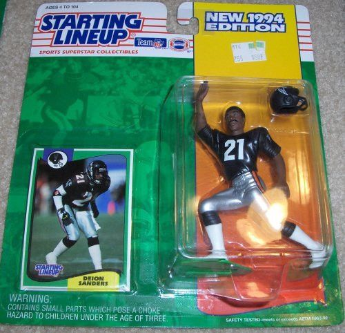 1994 Deion Sanders NFL Starting Lineup