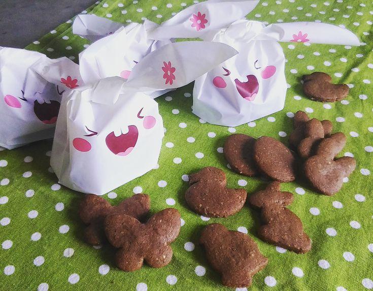 Biscotti+al+cacao+e+nocciole