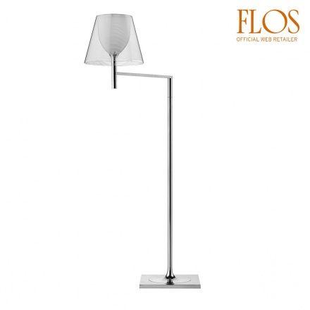 Flos / Lampada Ktribe F1 da terra / Illuminazione Lampade da terra