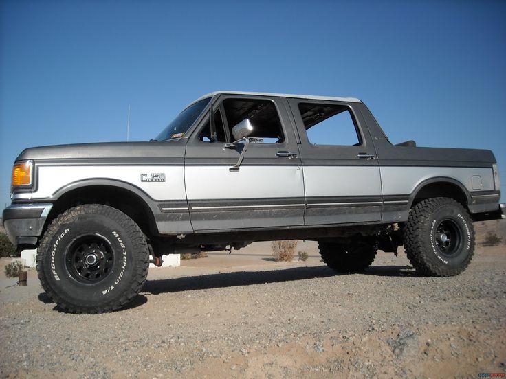 1989 Ford Bronco Centurion