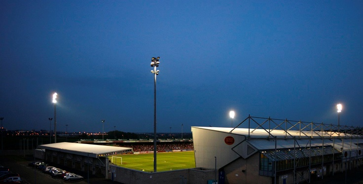Sixfields Northampton, Home of my Beloved Northampton Town Football Club ;)