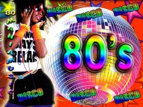ANNI 80 PARTE 2 (disco anos 80 mezeclada) Djcharly