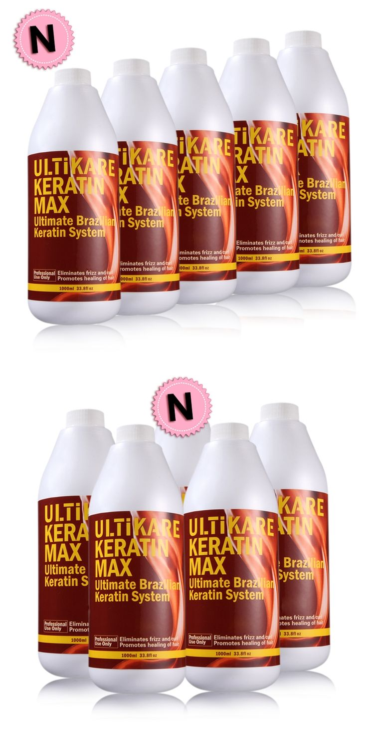 Super cheap Wholesale buy 5 pcs get 1 free Brazilian keratin hair treatment formalin 5% 1000ml hair straightener