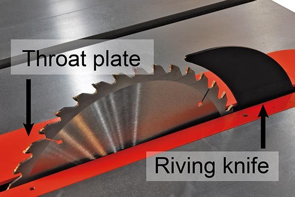 Table saws can quickly and accurately perform long, straight, ripping cuts (with the grain) or they can make cross cuts (against the grain). A table saw can also make miter and bevel cuts. This power tool is one of the most versatile and commonly used tools in the shop. Unlike portable saws, a table saw …
