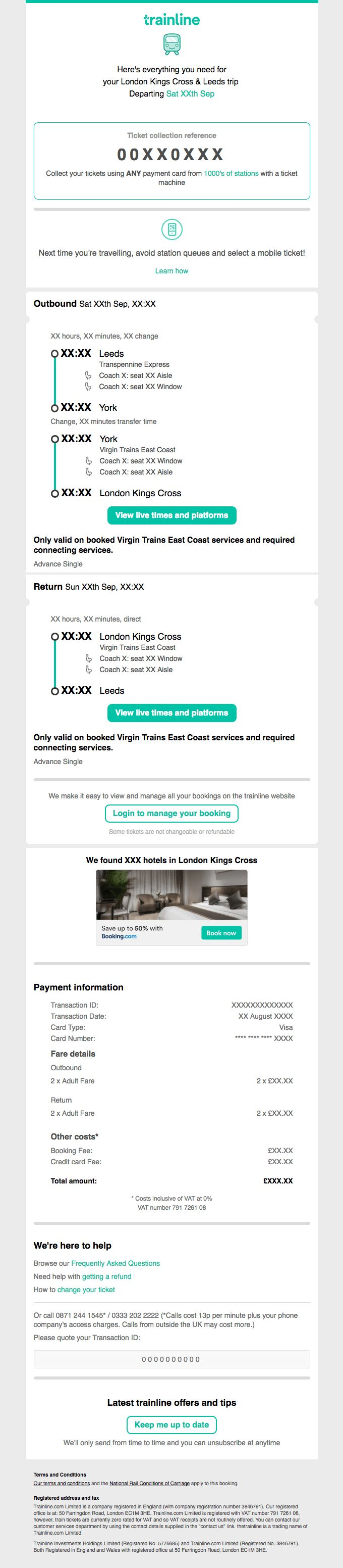 Best Receipt Emails Images On   Email Design Email