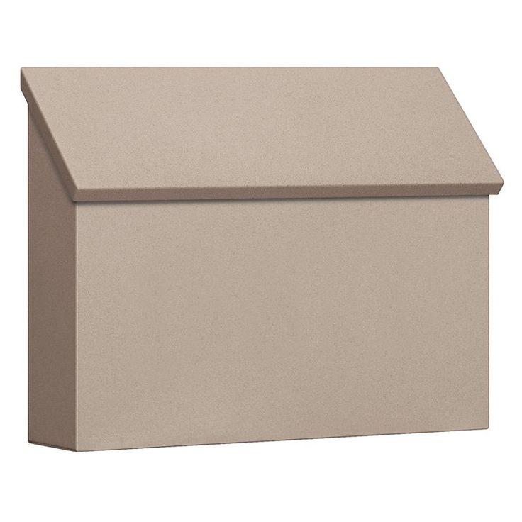 Salsbury Traditional Mailbox White - 4620WHT