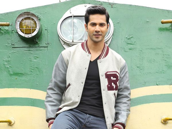 In Video: Varun Dhawan takes a dive in cool waters at a mystery island