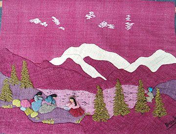 snowcaps  www.artesaniasorata.com