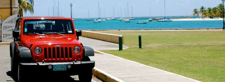 If you plan on exploring St. Croix, it's best to rent a car while visiting. Car rentals include convertibles, jeeps, SUVs, vans, luxury or economy cars.
