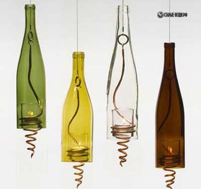 Не выкидывайте винные бутылки - Экологическое землетворчество | Экологическое землетворчество