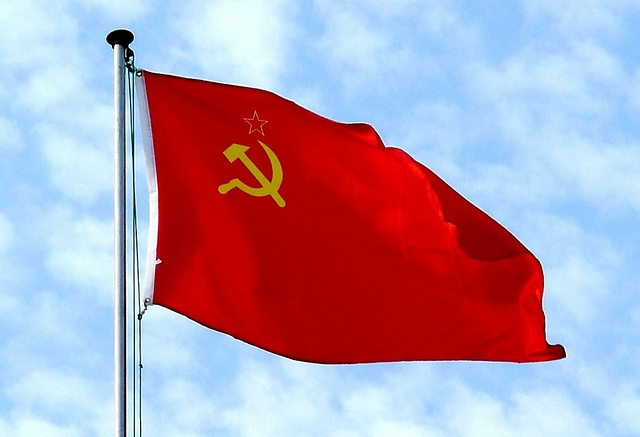 The formation of the USSR was one of the main causes of the USA to enter the first World War. The USSR left the allies in WWI and America took their place.