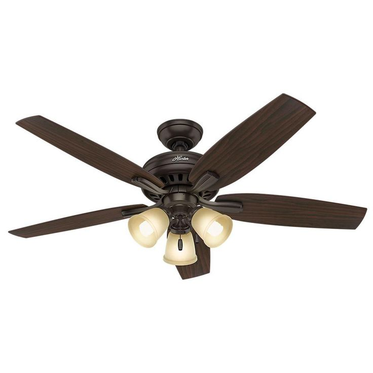 Hunter Capshaw 60 Premier Bronze Ceiling Fan With Light: 34 Best Furniture Wants Images On Pinterest