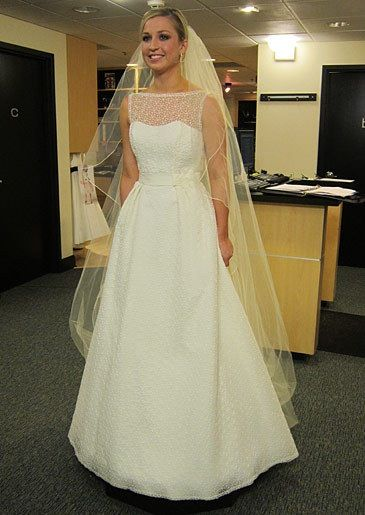 my future wedding dress say yes to the dress atlanta bride skipper