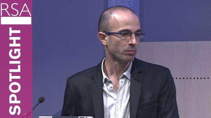 The Future of Humankind with Yuval Harari