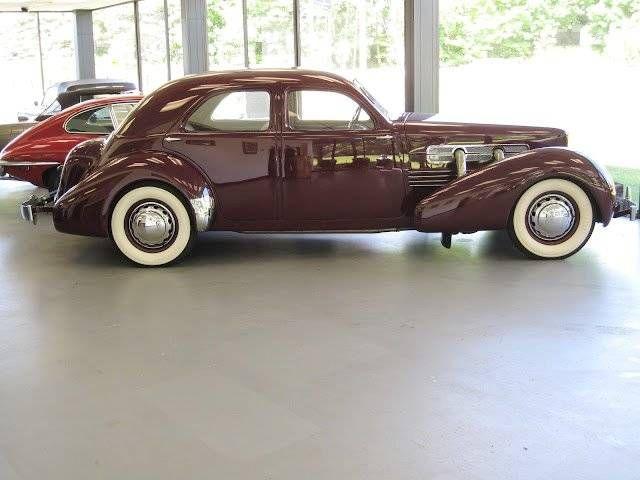 1937 Cord Beverly - Show Winner! for sale | Hemmings Motor News
