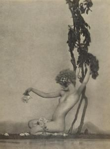 William Mortensen - Selected Quatrains From The Rubaiyat Of Omar Khayyam With Camera Projections.