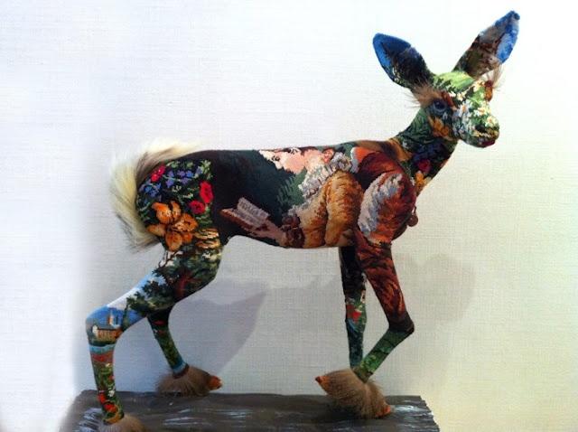 Tapestry - Frederique Morrel