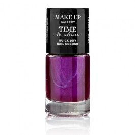 Time To Shine Nail Polish contains high shine, long lasting, quick drying colour that will transform your nails in minutes.  Ingredients: Ethyl Acetate, Butyl Acetate, Adipic Acid/Neopentyl Glycol/Trimellitic Anhydride Copolymer, Nitrocellulose, Acetyl Tributyl Citrate, Isopropyl Alcohol, Stearalkonium Hectorite, Phthalic Anhydride/Trimellitic Anhydride/Glycols Copolymer, Acrylates Copolymer, Benzophenone-1,  Styrene/Acrylates Copolymer,  Pentaerythrityl Tetraisostearate, Aluminum…