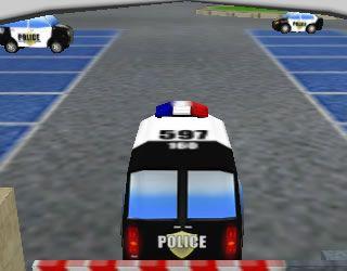 Screenshot 2 of Police Car Parking