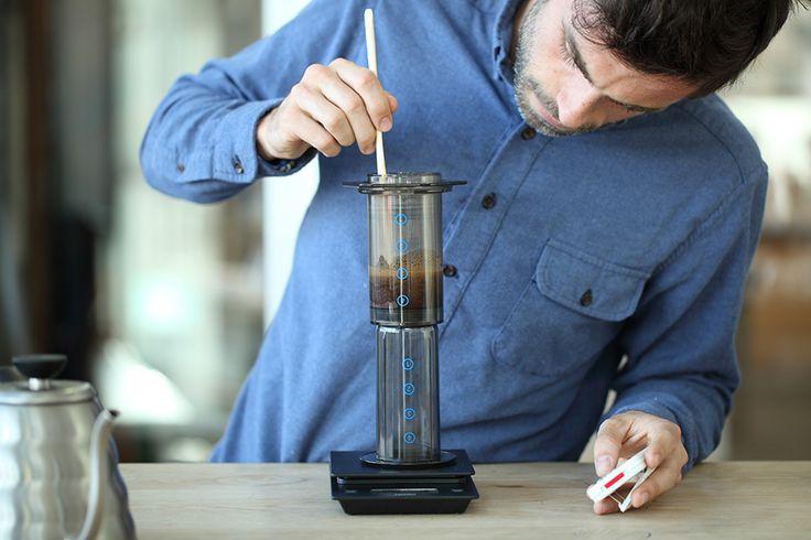 how to make the best aeropress coffee