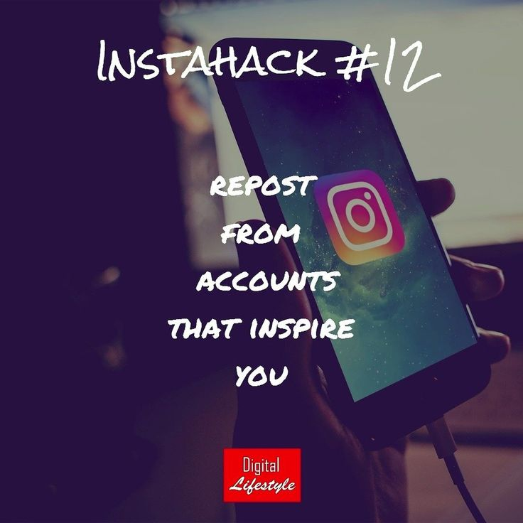 You can use @respostapp to that. It's great. It will help you and also the other Instagram account