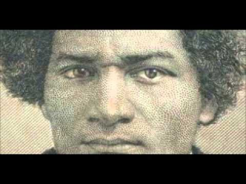 """Youtube of Narrative of the Life of Frederick Douglass as an audiobook.   They inexplicably chose a White man to do it, and not just a White man, but a guy who sounds like he's smoking a briar pipe in his """"study"""" out of the 1950s. If you ever wanted to listen to the guy who does the voiceover to  Aqua Velva commercials read a Black man's autobiography, here's your chance!"""
