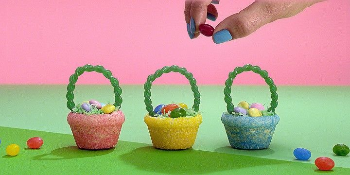 Make Easter even more Easterful with a simple Target run. These Pin-inspired basket treats are sure to hop their way into everyone's hearts, while tickling their taste buds along the way.