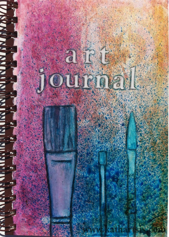 Journal of the month! Such a great idea. Each month, a sketchbook with 12 prompts.