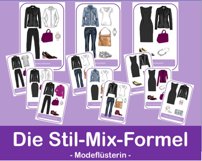 Die Stil-Mix-Formel: Wie Sie ganz easy interessante Outfits stylen | Die Modeflüsterin | Bloglovin'