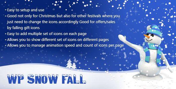 WP Snow Fall