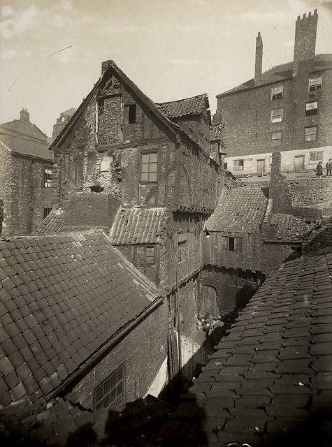 071373:Baptist Chapel Tuthill Stairs Newcastle upon Tyne Unknown 1879