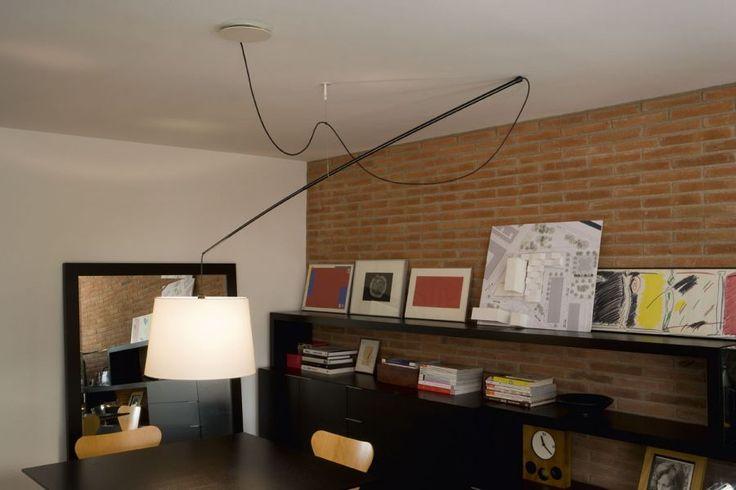 designová svítidla pro moderní osvětlení CARPYEN Robinson 64cm ...